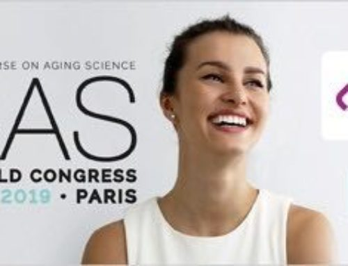 Millenial Medical yrityksessä IMCAS – International Master Course on aging Science