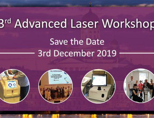 Kolmas Advanced Medical Laser Workshop - pääpuhujana Lontoolainen Dr. Firas Al-Niaimi